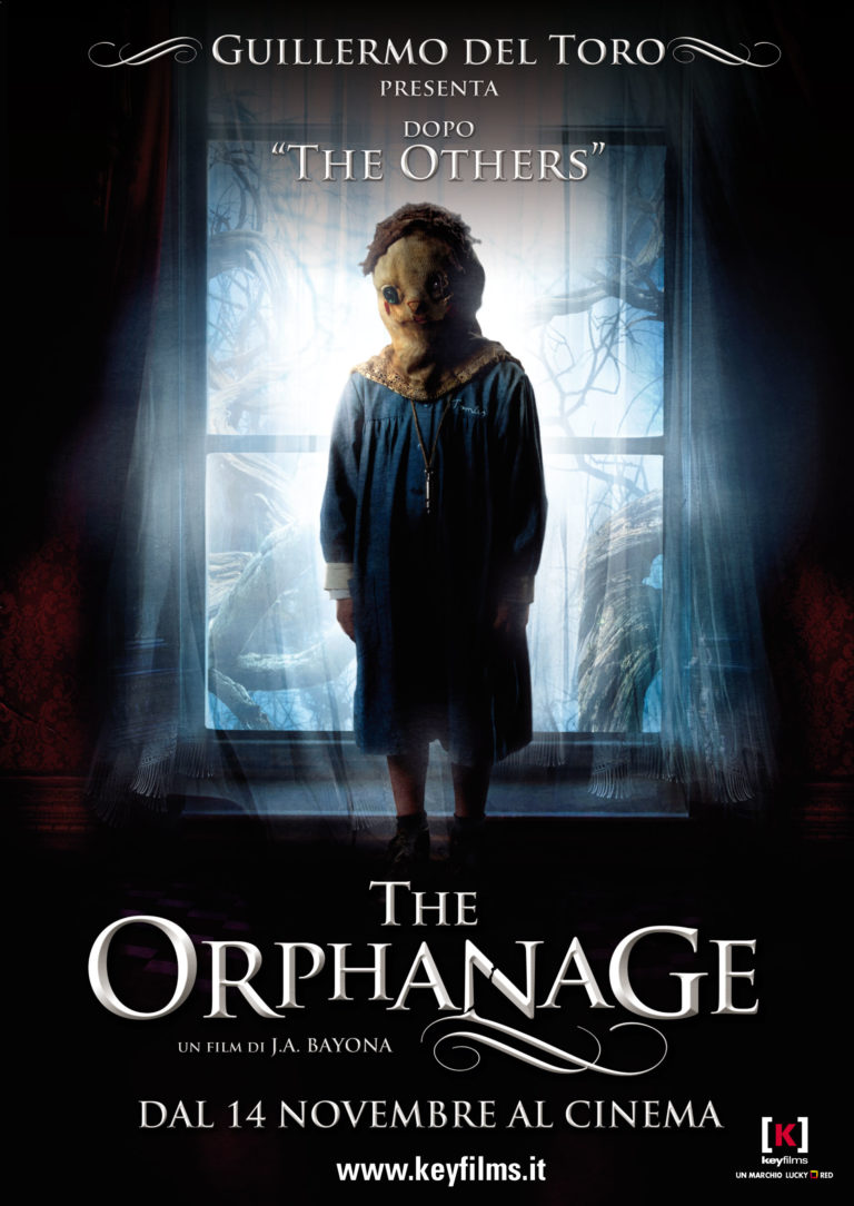 the orphanage movie poster