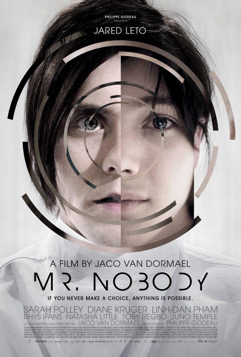 mr nobody movie poster