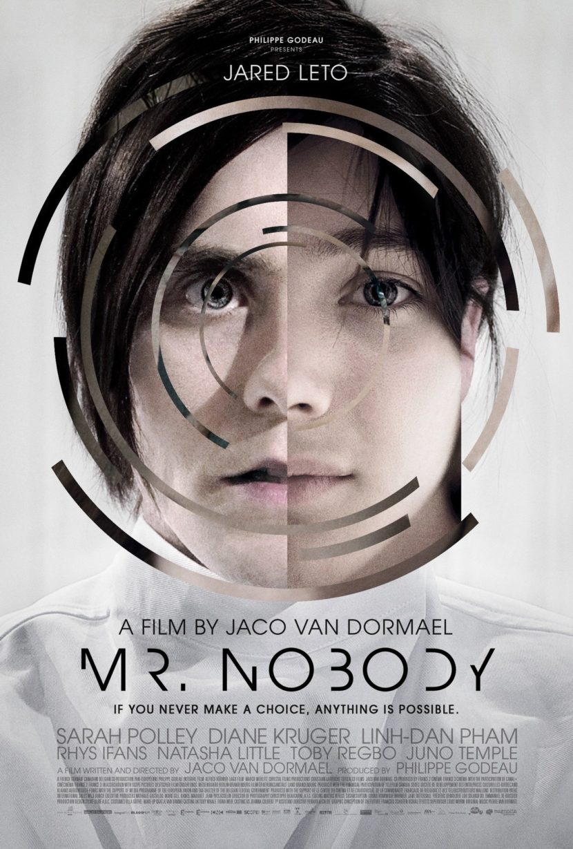 mr nobody movie poster