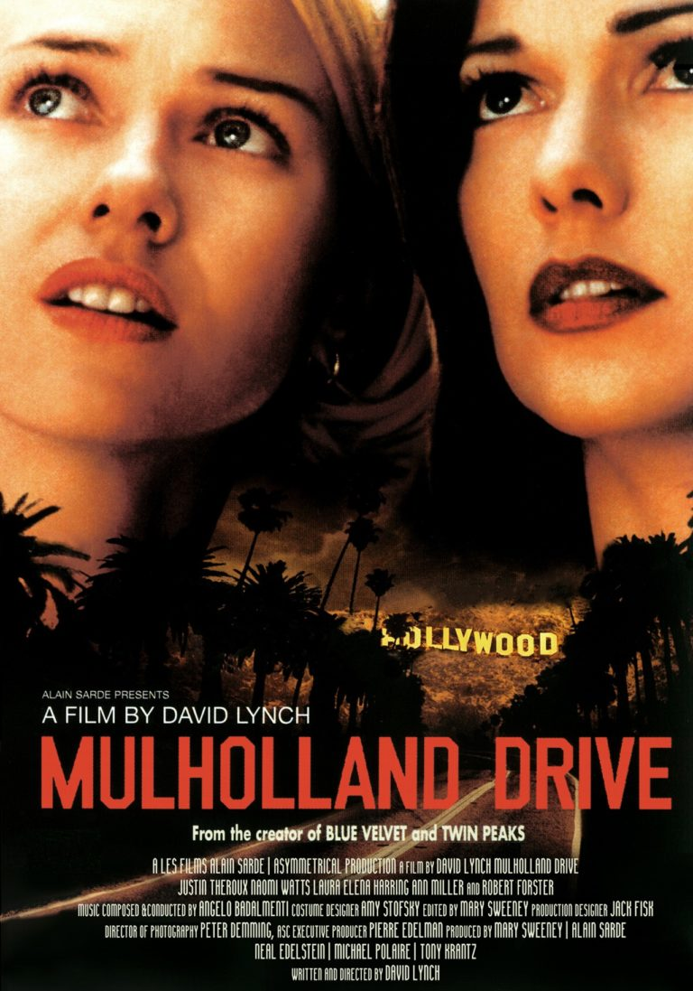 mully drive poster