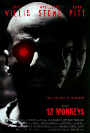 twelve monkey poster