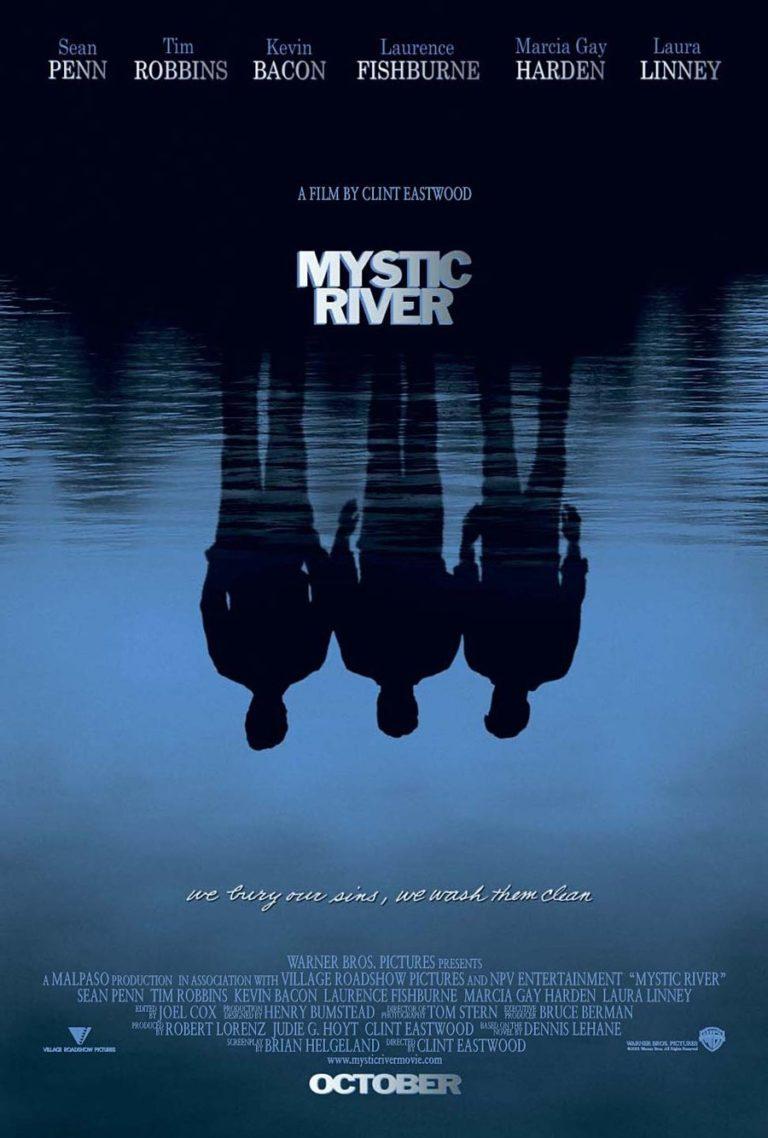 mystic river movie poster