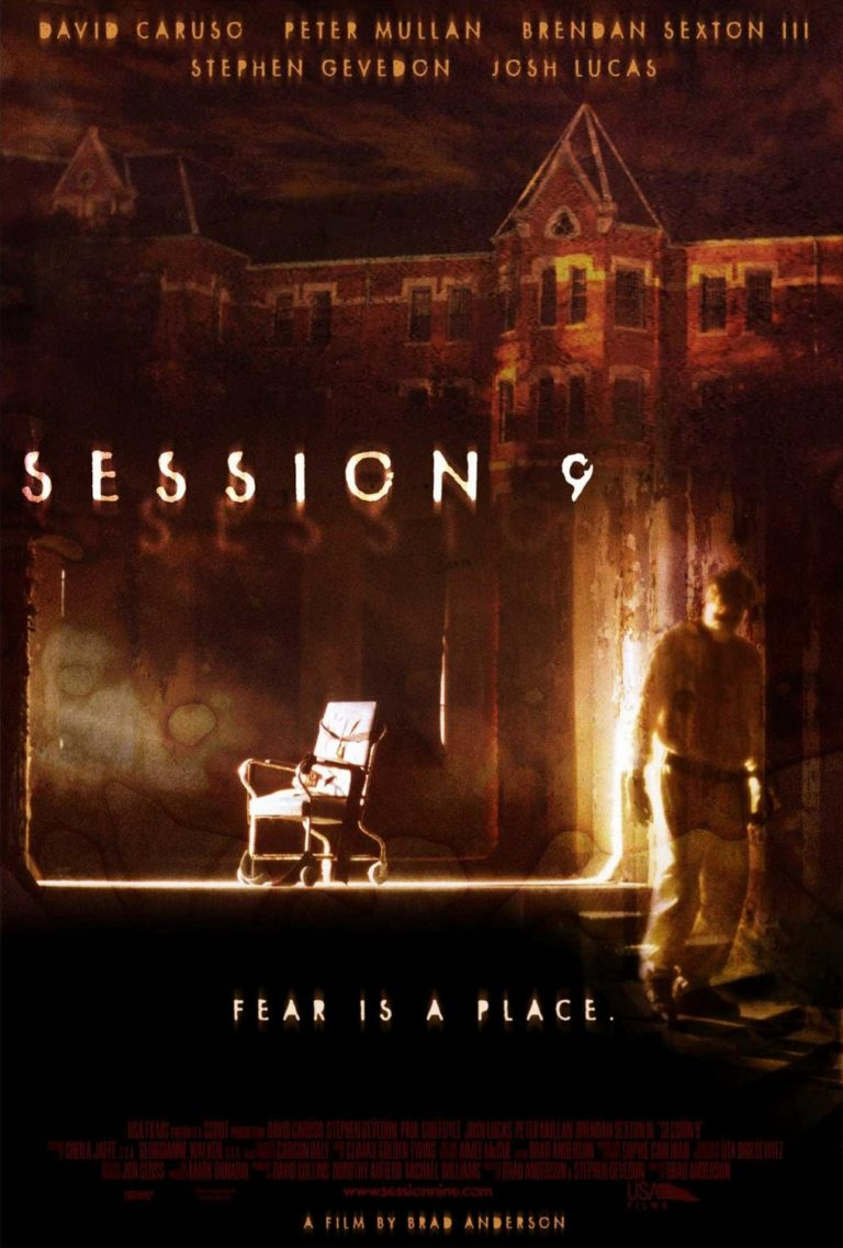session  nine movie poster