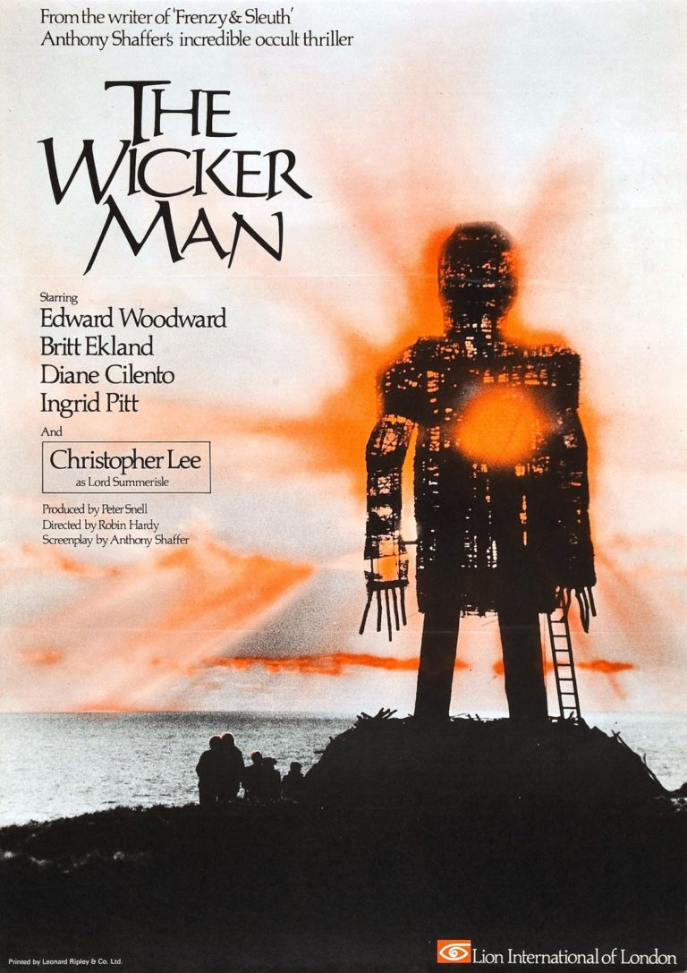 wicker man poster