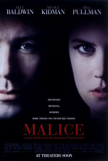 malice movie poster