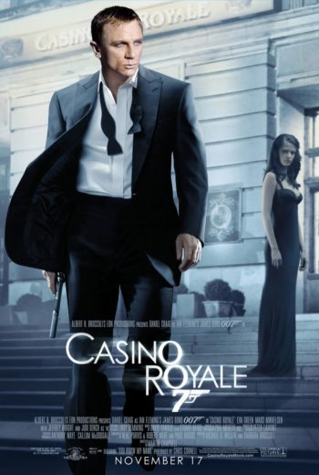 Casiono Royal Movie Psoter