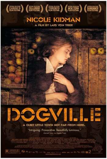 Dogville Poster