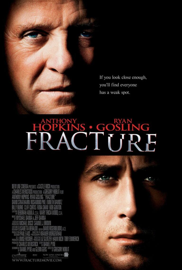fracture movie poster
