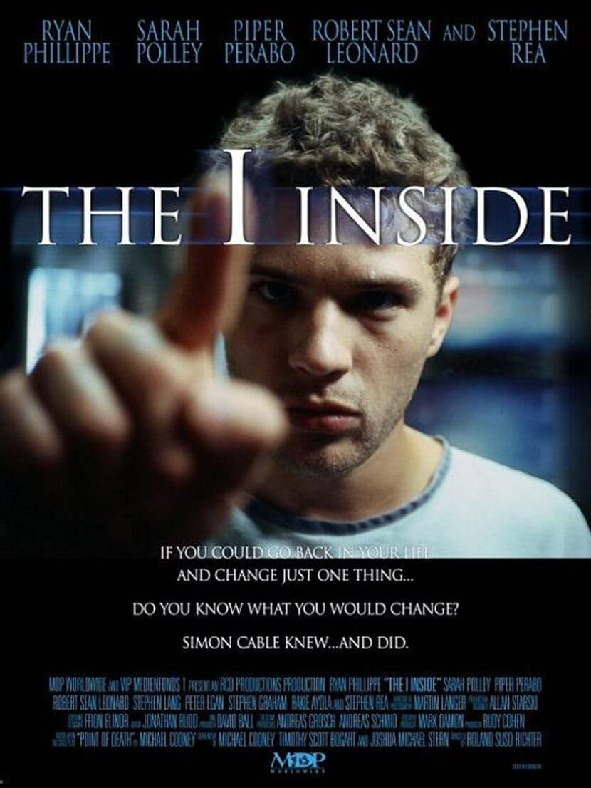 The I Inside Movie Poster