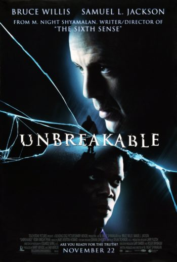 Unbreakable Movie Poster