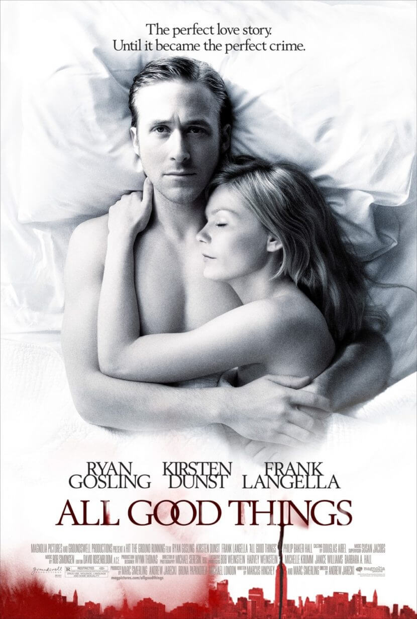 All Good Things movie poster