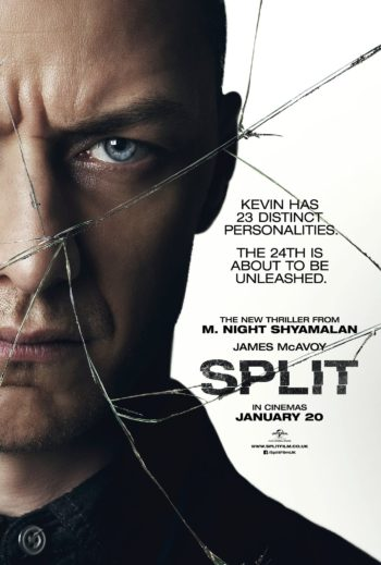 Split Movie Poster