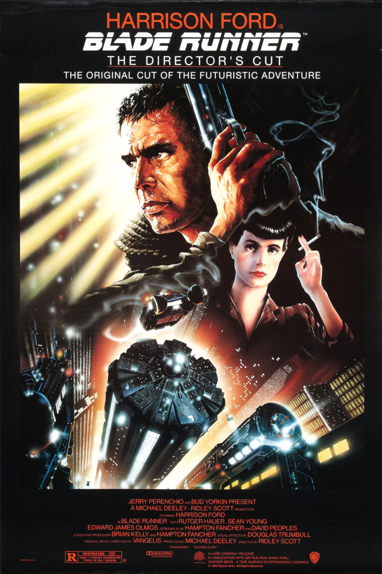 blade runner movie poster
