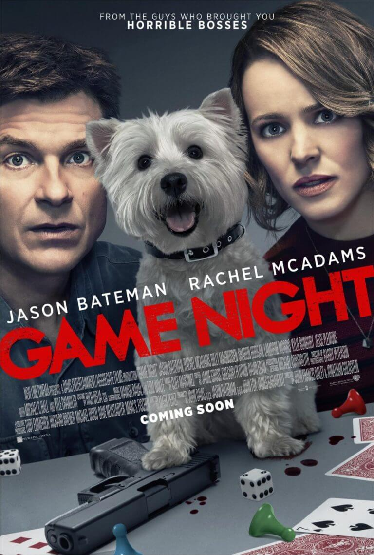 Game Night New movie poster
