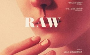 RAW movie poster