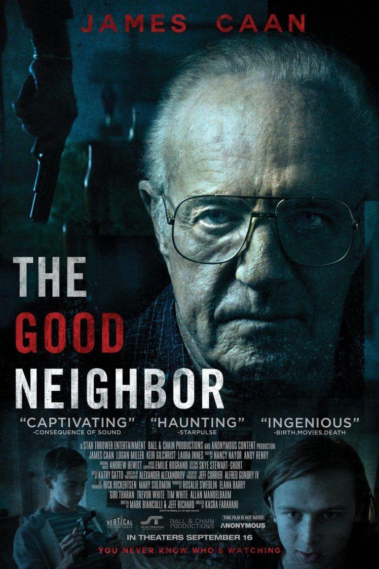The Good Neighbor movie poster