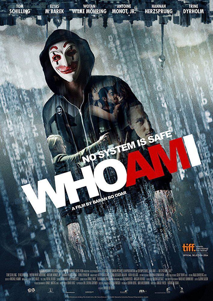 whoami movie poster