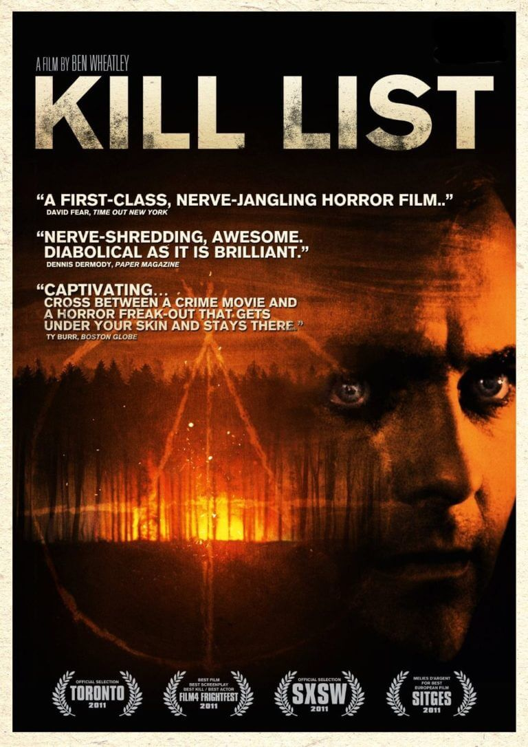 kill list poster