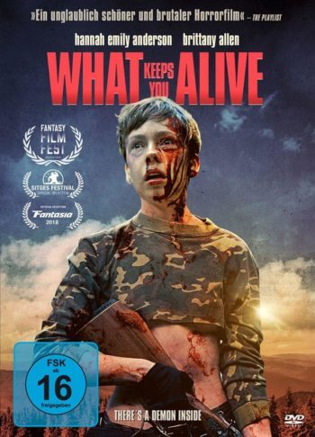 movie poster for what keeps you alive