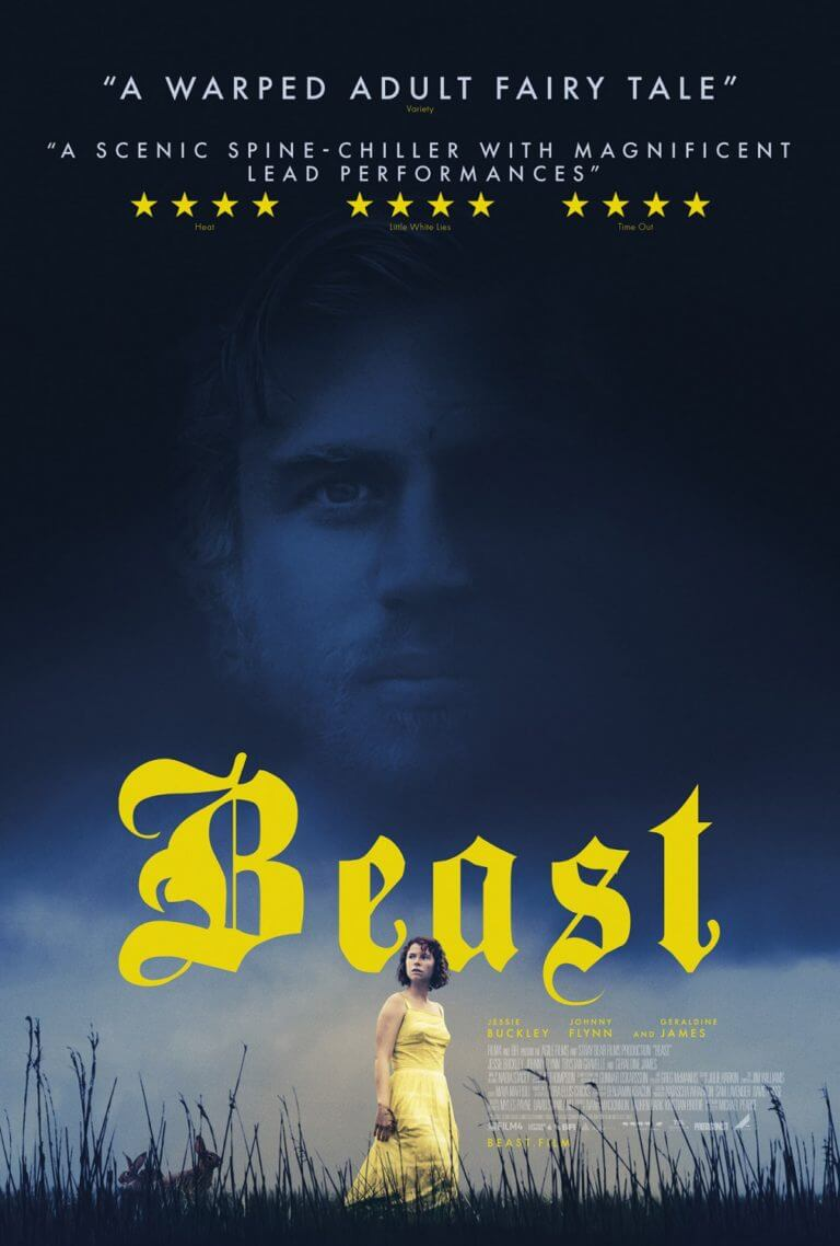 Beast Movie Character Poster